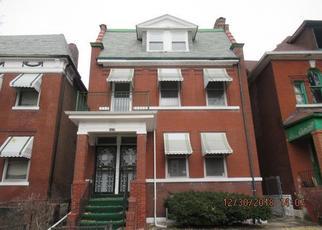 Casa en ejecución hipotecaria in Saint Louis, MO, 63107,  GREER AVE ID: F4379546