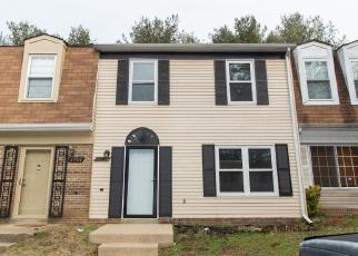 Foreclosed Home en APPLEGARTH PL, Capitol Heights, MD - 20743