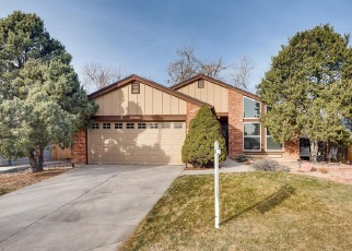 Foreclosure Home in Englewood, CO, 80112,  S QUINCE WAY ID: F4380251
