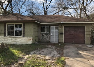Foreclosure Home in Houston, TX, 77033,  BELBAY ST ID: F4380493