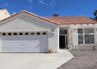 Foreclosure Home in Henderson, NV, 89014,  RODARTE ST ID: F4380765