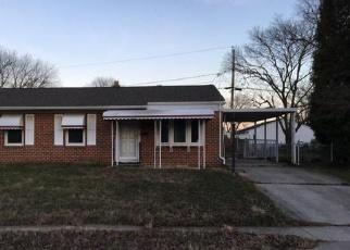Foreclosure Home in Glen Burnie, MD, 21060,  KENWOOD RD ID: F4381398