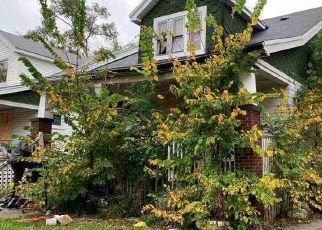Foreclosed Home in MINDEN ST, Detroit, MI - 48205