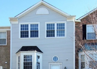Foreclosure Home in Silver Spring, MD, 20904,  HUNTERS GATE CT ID: F4382416
