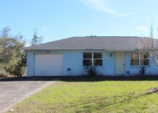 Casa en ejecución hipotecaria in Lake Placid, FL, 33852,  FARRELL DR NE ID: F4382592