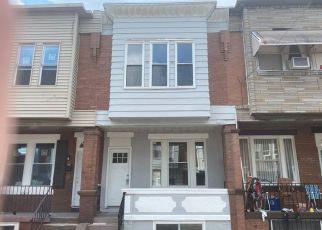 Foreclosed Home en S MARSTON ST, Philadelphia, PA - 19146