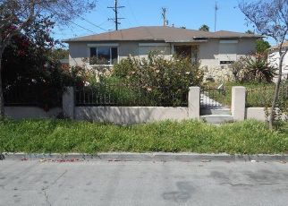 Foreclosed Home en TAFT AVE, South Gate, CA - 90280