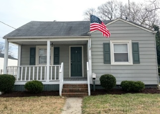 Foreclosure Home in Portsmouth, VA, 23701,  CHOWAN DR ID: F4383106