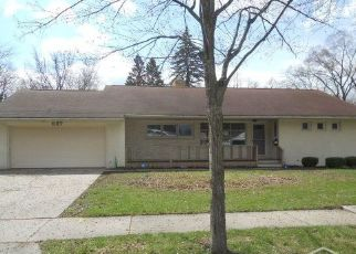 Foreclosed Home in JAMESON ST, Saginaw, MI - 48602