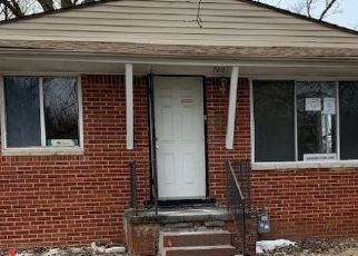 Foreclosure Home in Detroit, MI, 48228,  LONGACRE ST ID: F4389218