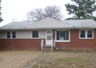 Foreclosure Home in Petersburg, VA, 23805,  WARREN ST ID: F4389411