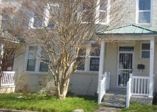 Casa en ejecución hipotecaria in Petersburg, VA, 23803,  S ADAMS ST ID: F4389413