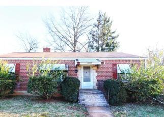 Foreclosure Home in Roanoke, VA, 24012,  HEARTHSTONE RD NW ID: F4389538