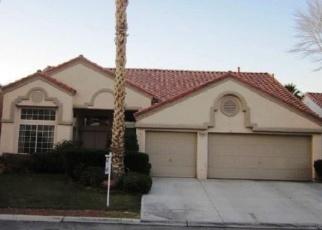 Foreclosure Home in Las Vegas, NV, 89123,  BIRDNEST CT ID: F4390217