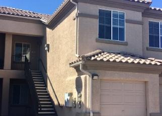 Foreclosure Home in North Las Vegas, NV, 89084,  CAPORETTO LN ID: F4390236