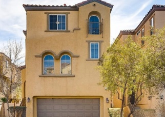 Foreclosure Home in Henderson, NV, 89052,  ENZO AVE ID: F4390238