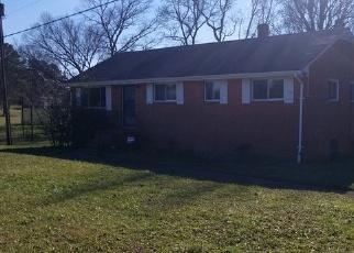 Casa en ejecución hipotecaria in Mecklenburg Condado, VA ID: F4390429