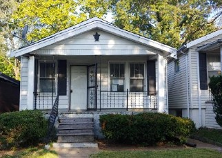 Foreclosed Home en HAMILTON AVE, Saint Louis, MO - 63136