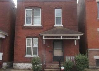 Casa en ejecución hipotecaria in Saint Louis, MO, 63113,  HAMMETT PL ID: F4390701