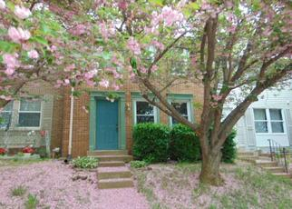 Foreclosed Home in QUAIL WOODS DR, Germantown, MD - 20874