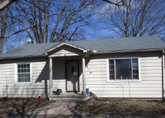 Foreclosed Home in HURON RIVER DR, Dexter, MI - 48130