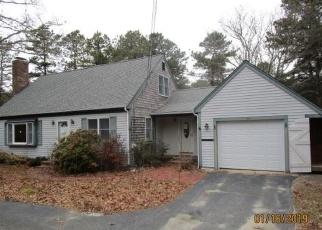 Foreclosed Home in RED BROOK RD, Mashpee, MA - 02649