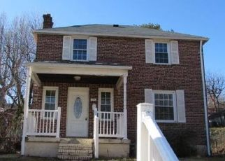 Foreclosed Home en DEVONSHIRE RD, Baltimore, MD - 21229