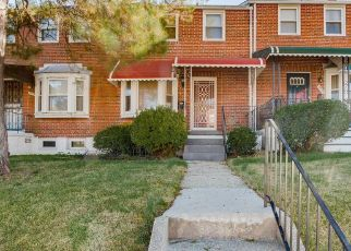 Casa en ejecución hipotecaria in Baltimore, MD, 21239,  WILLOWTON AVE ID: F4391773