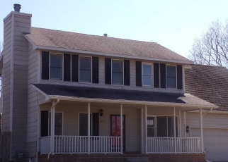 Foreclosed Home in E RUSHWOOD CT, Derby, KS - 67037