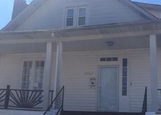 Foreclosed Home en CHRISTOPHER AVE, Baltimore, MD - 21214
