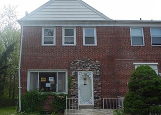 Foreclosed Home en ELBANK AVE, Baltimore, MD - 21239
