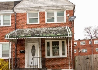 Foreclosed Home en ELISON AVE, Baltimore, MD - 21206