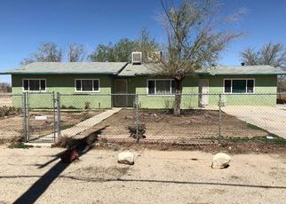 Foreclosed Home en E AVENUE R, Littlerock, CA - 93543