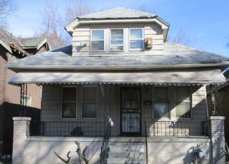 Foreclosed Home in SPRINGFIELD ST, Detroit, MI - 48213