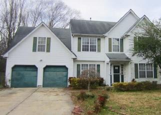 Foreclosed Home en WOODLAKE TER, Suffolk, VA - 23434