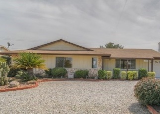 Foreclosed Home en E WORCESTER RD, Sun City, CA - 92586
