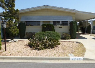Foreclosed Home en KENTIA PALM DR, Homeland, CA - 92548