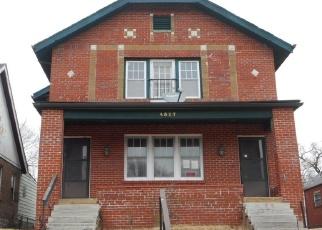 Casa en ejecución hipotecaria in Saint Louis, MO, 63113,  COTE BRILLIANTE AVE ID: F4393701