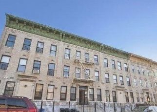 Foreclosed Home in SUMPTER ST, Brooklyn, NY - 11233