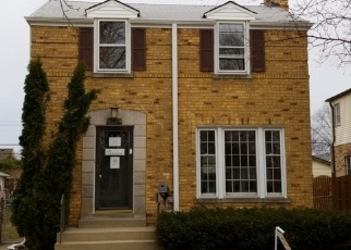 Foreclosed Home en N NORDICA AVE, Chicago, IL - 60656