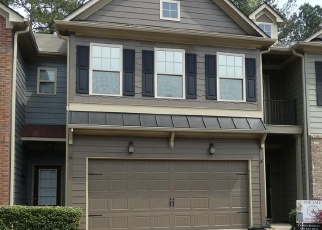 Foreclosed Home in SUNSET LN, Woodstock, GA - 30189