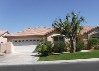 Foreclosed Home en DECLARATION AVE, Indio, CA - 92201