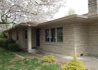 Foreclosed Home in GREENFIELD RD, Evansville, IN - 47715