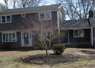 Foreclosed Home in POPPLE GROVE RD, Harwich, MA - 02645