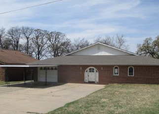 Foreclosed Home in E 1141 RD, Checotah, OK - 74426