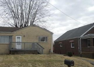Foreclosed Home in CLEVELAND RD, Weirton, WV - 26062
