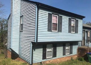 Foreclosed Home en GODDIN CIR, Richmond, VA - 23231