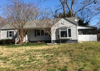 Foreclosed Home in WILLIAMSON PARK DR, Newport News, VA - 23608