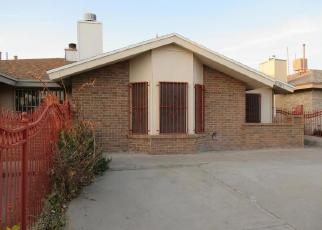 Foreclosed Home in LAKE LOY DR, El Paso, TX - 79936