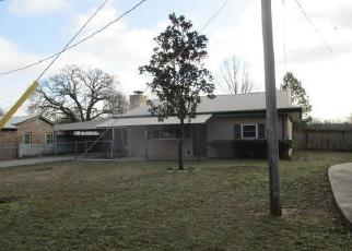 Foreclosed Home in LIMESTONE RD, Kingston, OK - 73439